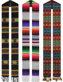 Ethnic sashes