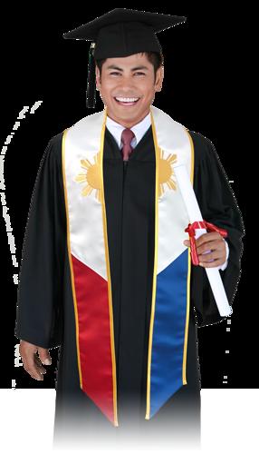 stile limitato come acquistare elegante e grazioso Filipino Graduation Stole   Pride Sash Filipino Sash